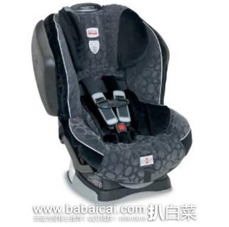 Amazon:超值!Britax百代适高端顶级配置Advocate70-G3经典儿童安全座椅