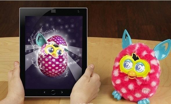 Amazon:近期低价!Furby Boom 2013新款菲比精灵电子宠物特价