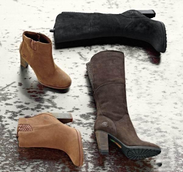 史新低~Timberland真皮防水抗疲劳女靴原价$240现$66.5,新人8折$53.2到手约¥440国内¥2500+