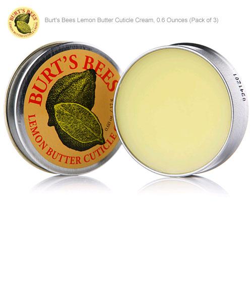 Amazon:Burt's Bees 柠檬黄油指甲修护霜17g*3盒 $12.06 到手¥85
