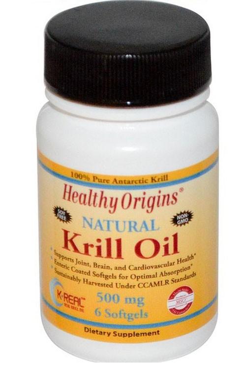 iherb:爆料!iherb上Healthy Origins磷虾油