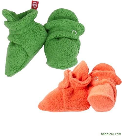 Amazon:Zutano男女婴儿新生儿Cozie羊毛短靴,只要$14.99
