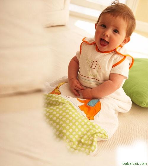 Amazon:英国FSID唯一推荐的婴儿睡袋仅$24.99