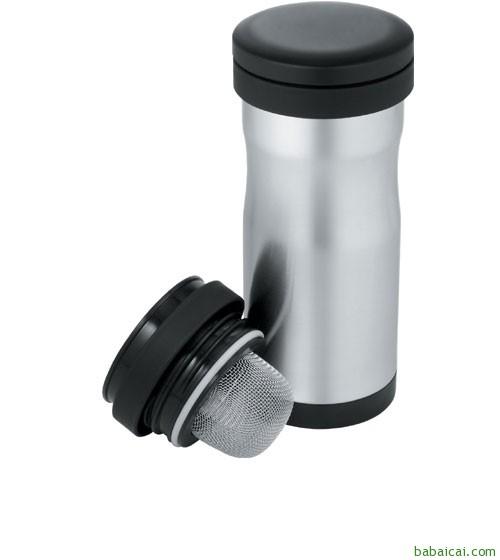 Amazon:膳魔师12盎司不锈钢带滤网保温茶杯 $19.41,