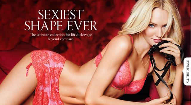 Victoria's Secret 维多利亚的秘密官网文胸+内裤促销,满25美元免邮优惠码,2件Bra $49.5