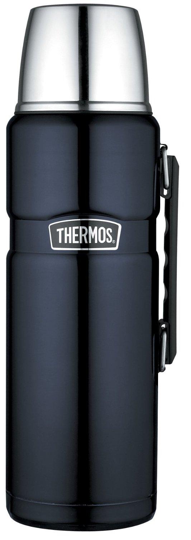 Thermos膳魔师帝王系列不锈钢保温杯/壶(2L大容量)特价$33.2