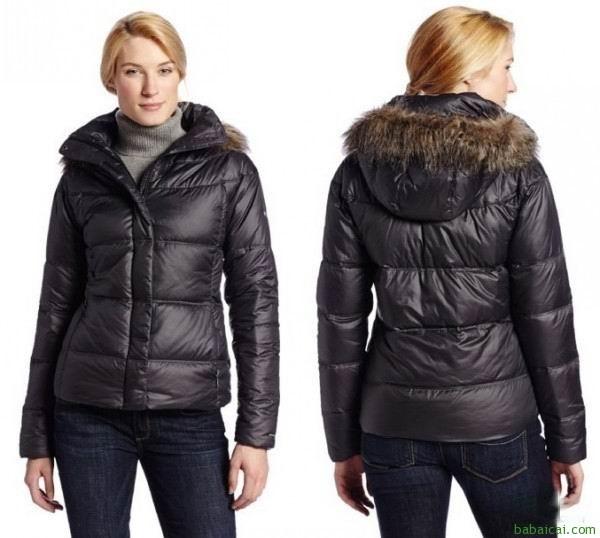 Columbia哥伦比亚女士防水保暖羽绒服原价$190,现$95服装等新人8折后$76 到手¥510