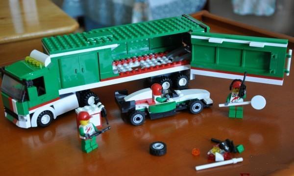历史低价!LEGO乐高汽车大奖赛用卡车特价$19.12,到手¥170 国内¥300