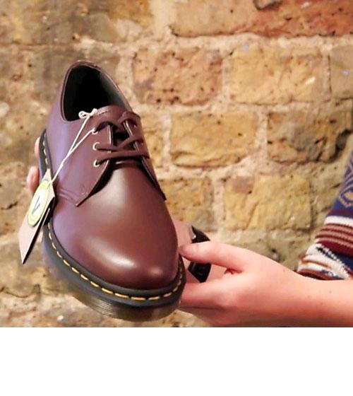 Dr. Martens 1461 W 3-Eye Oxford 女士牛津鞋 $57.46(需用码,约¥450)