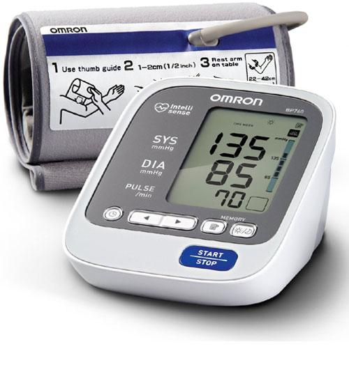 Omron 欧姆龙 BP760 上臂式电子血压计 $41.22