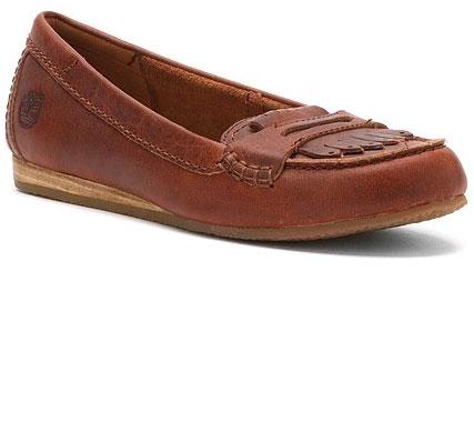 新低:Timberland女士平底鞋3色可选 $26.62,到手¥240