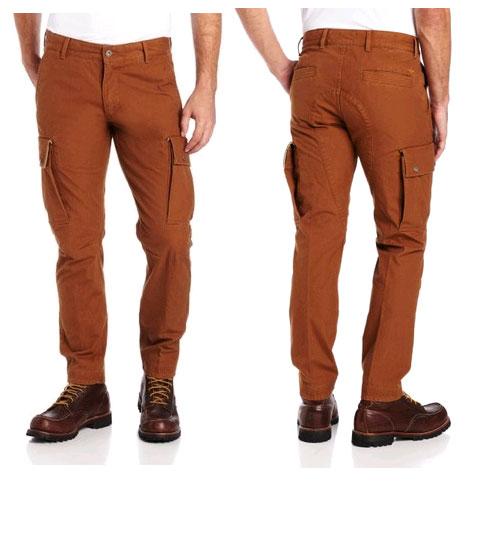 Dockers男士纯棉休闲裤原价$78,现特价$14.99,这个价