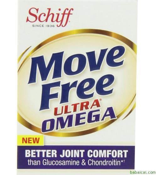 Move Free Advancedl 维骨力关节养护保健品 原价$37.97 现特价$14.99