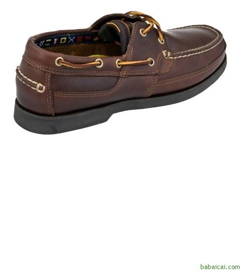 Timberland抗疲劳男士船鞋 $37.25($46.56 鞋服8折)到手¥330