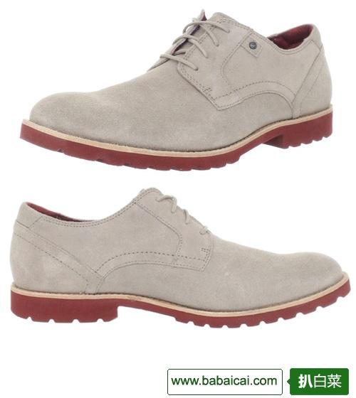 Rockport 乐步 男士牛津鞋 $47.9($59.88 鞋服8折)