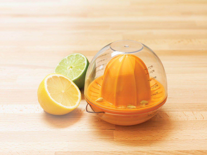 这个神器也不错~Progressive橙子柠檬榨汁器特价$5.99