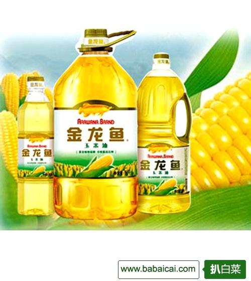1号店:非转基因 金龙鱼玉米油2.5L