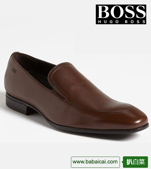 HUGO BOSS Varmons 雨果博斯 黑标 男鞋 $105.66