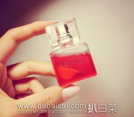 日本亚马逊:Santen参天 玫瑰香水眼药水 12ml 现特价1188日元 (¥73)