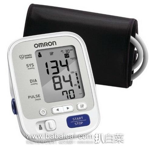 亚马逊海外购:OMRON 欧姆龙 5 Series BP742N 上臂式电子血压计 特价¥282.2,直邮免运费,含税到手机¥316