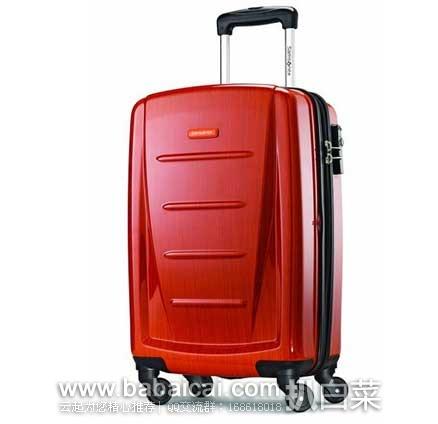 亚马逊海外购:Samsonite 新秀丽 20寸 Winfield 2 时尚拉杆箱 登机箱 降至¥622.33,直邮免运,含税到手仅¥692
