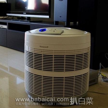 亚马逊海外购:销量第一,Honeywell 霍尼韦尔 50250-S 空气净化器 现特价¥887.88,直邮免运费,含税到手历史新低¥1155