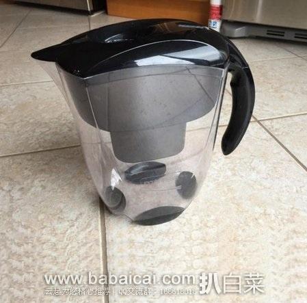 碧然德Mavea XL 3.5升滤水壶 原价$40,现24.35,直邮含税到手¥245