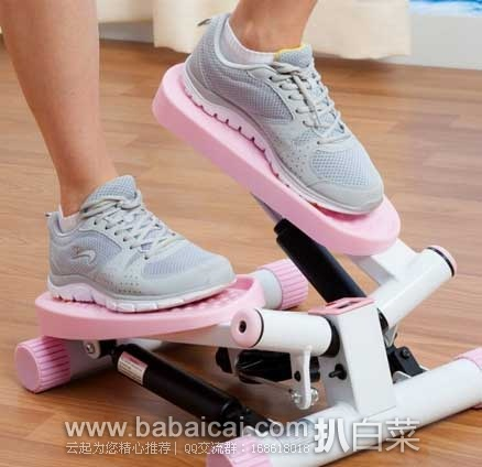 亚马逊中国:美国 SUNNY HEALTH&FITNESS 超静音迷你健身踏步机P8000 现秒杀价¥399 堪比海淘好价