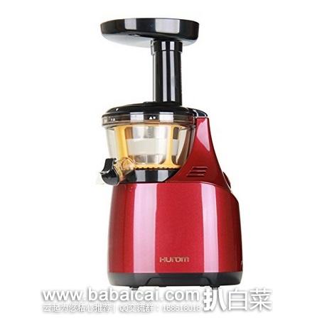 亚马逊中国:Hurom 惠人 SJ-700A原汁机 秒杀¥1399,再减¥100后新低¥1299, 还送双立人锅,其他渠道¥1780+