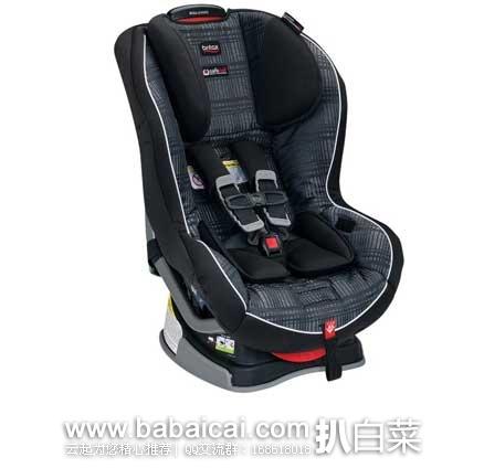 亚马逊海外购:Britax 百代适 Boulevard G4.1 儿童安全座椅 4色 特价¥1360,双重优惠实付 历史新低¥988包邮包税