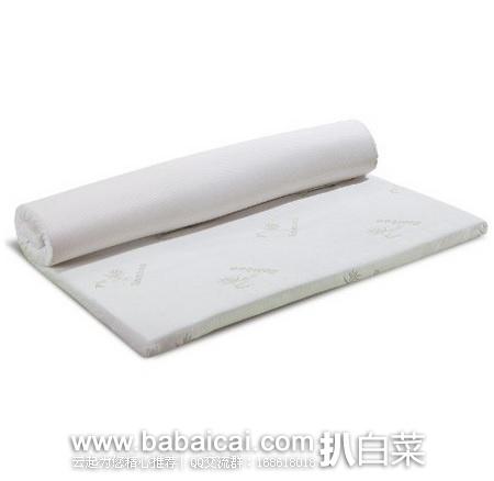 亚马逊中国:KOLLIE可奈尔 记忆棉床垫 双人180*200cm(厂商直送)厚度5cm 原价¥1350,现特价¥499包邮