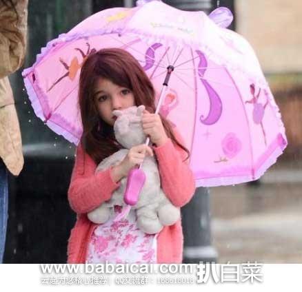 亚马逊中国:Kidorable 儿童遮阳雨伞原价¥299,现秒杀价¥44包邮,比海淘便宜