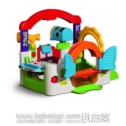 亚马逊中国:Little Tikes 小泰克 玩具全场8折,叠加¥399-100 折后大量白菜