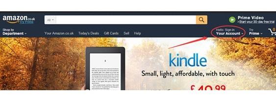 【海淘教程】英国亚马逊amazon.co.uk最新手把手直邮教程(攻略)及在线客服联系方法