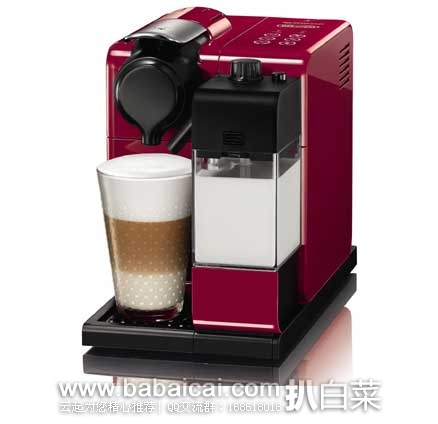 英国亚马逊:Delonghi 德龙 EN550 胶囊式咖啡机  原价£280,现£139.99,直邮退税实付新低£116.66 ,直邮含税到手¥1525,意大利产,比之前金盒特价便宜¥300多