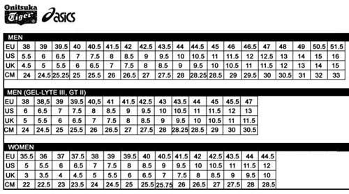 6PM:Onitsuka Tiger 鬼冢虎 Gel-Lyte III 男士运动鞋 原价0,现特价.99 ,到手约¥390