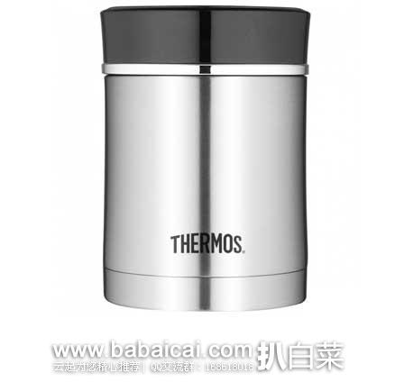 亚马逊海外购:Thermos 膳魔师 不锈钢 真空保温罐 480ml 现¥102.16,凑单免费直邮,含税到手¥114