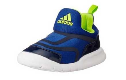 日本亚马逊:Adidas 阿迪达斯 小海马系列 小童鞋运动鞋 降至好价1864日元(约¥123)