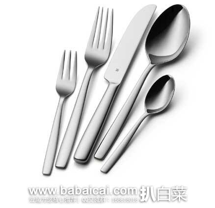 亚马逊海外购:WMF 福腾宝 Palma系列 刀叉勺 30件装 降至史低¥330元