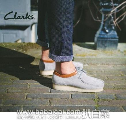 Clarks 其乐 Originals经典系列 女士 袋鼠鞋靴