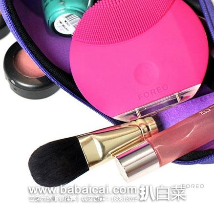 Lookfantastic:标价6.5折+额外8折 Foreo Luna mini 2洗脸仪 玫红色 折后£62.4,直邮包邮到手仅¥556