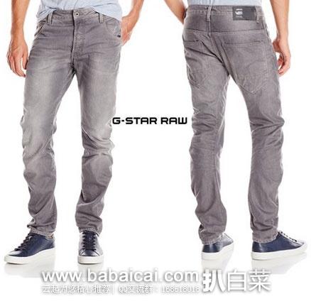G-STAR ARC 3D 男士修身牛仔裤