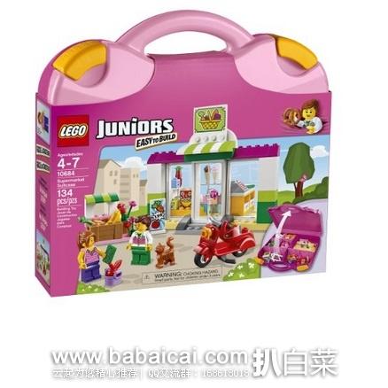 LEGO 乐高 10684 Juniors 小堆砌师系列 超级市场 原价$20,现历史新低$12.79