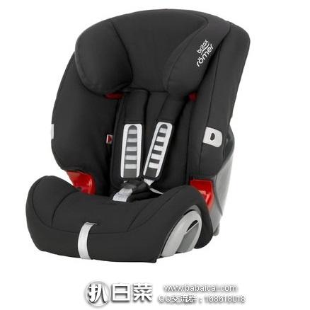 网易考拉海购:Britax 宝得适 Evolva1-2-3 Plus 超级百变王 儿童安全座椅   券后新低¥909元包邮