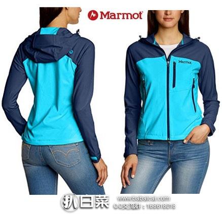 MARMOT 土拨鼠 Estes Soft Shell Jacket M3级 女款 软壳夹克