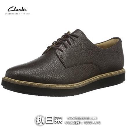 英国亚马逊:Clarks 其乐 Glick Darby 女士真皮休闲鞋 原价£70,现£30,直邮退税实付£25,直邮到手¥314