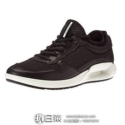 西班牙亚马逊:ECCO 爱步 CS16 女士真皮休闲鞋 运动鞋 现€54.95,直邮退税实付€57.03,直邮到手约¥566,国内¥1799