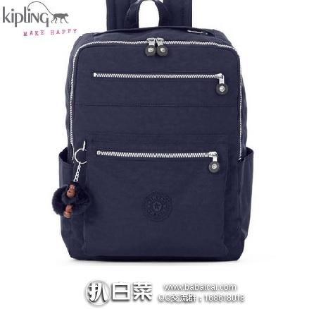 Kipling 吉普林 CAITY 双肩包 原价$149,现历史$47.99,到手约¥390