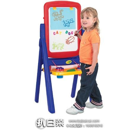 京东商城:Crayola 绘儿乐 双面画架 5033 下单立减¥50,新低¥119元包邮