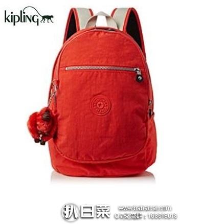 亚马逊海外购:Kipling 吉普林 Challenger 经典多功能休闲双肩背包 特价¥321.52,直邮免运费,含税到手¥360